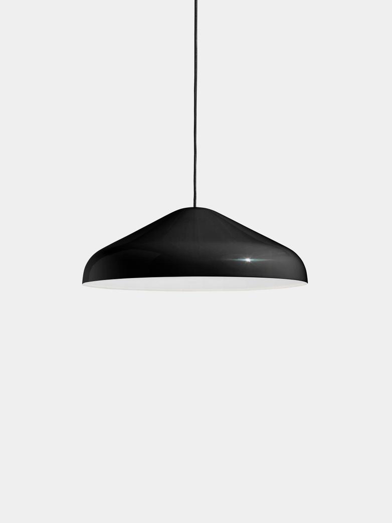 Pao Steel Pendant 47 cm -  Soft Black