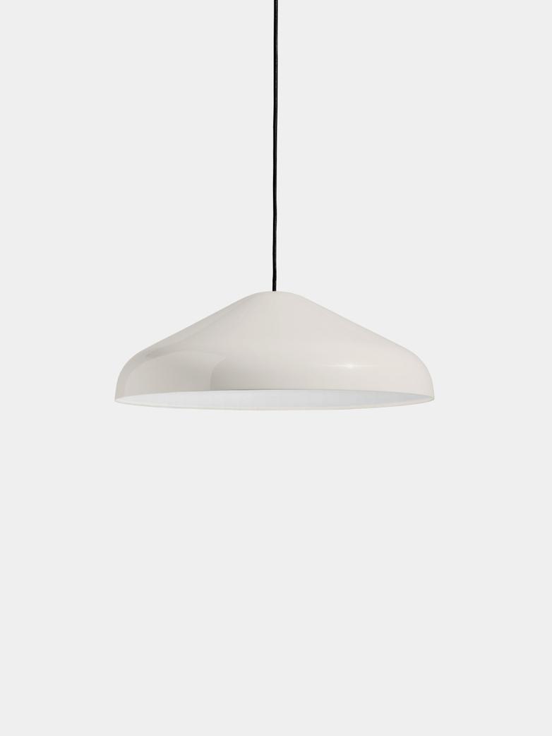 Pao Steel Pendant 47 cm -  Cream White