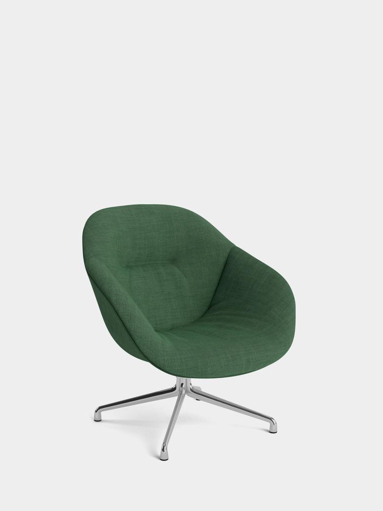 AAL 81 Soft Lounge - Polished Aluminium - Canvas 946