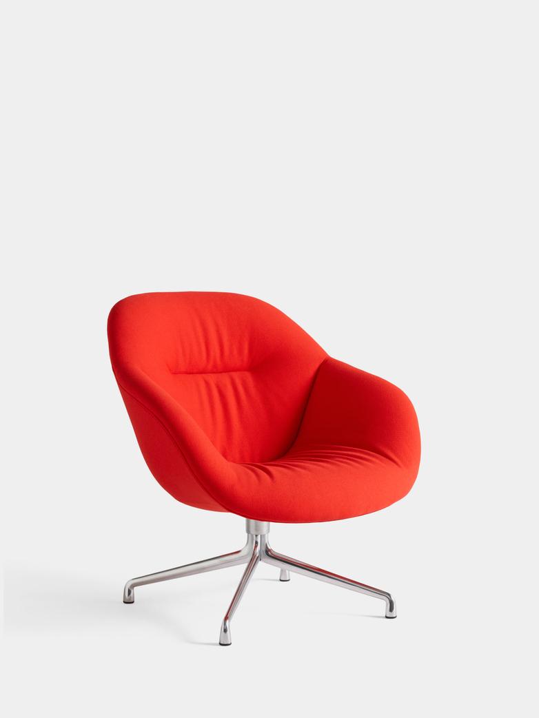 AAL 81 Soft Lounge - Polished Aluminium - Steelcut 545