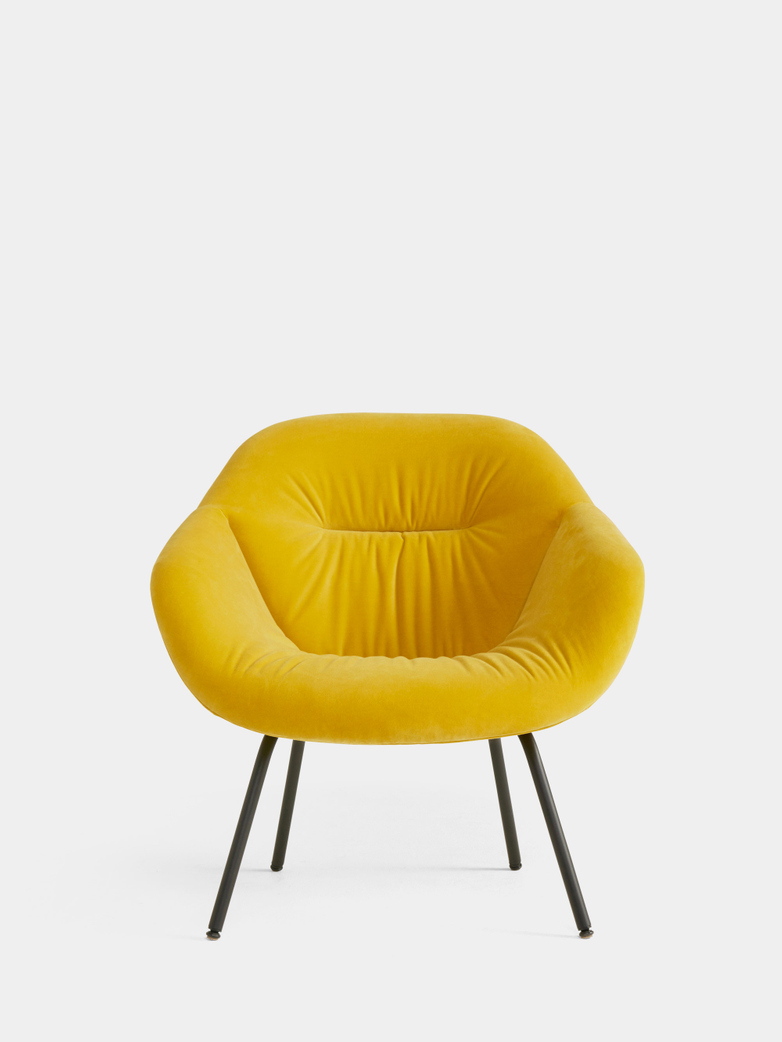 AAL 87 Soft Lounge - Black - Lola Yellow