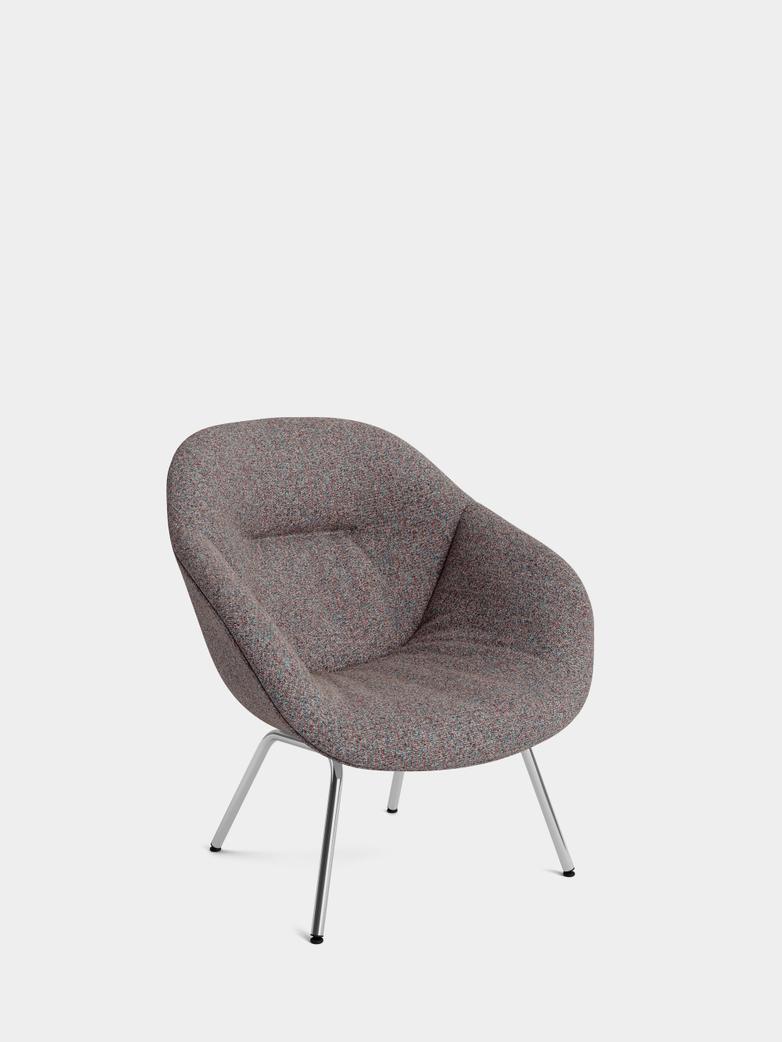 AAL 87 Soft Lounge - Chrome - Swarm Multi Color
