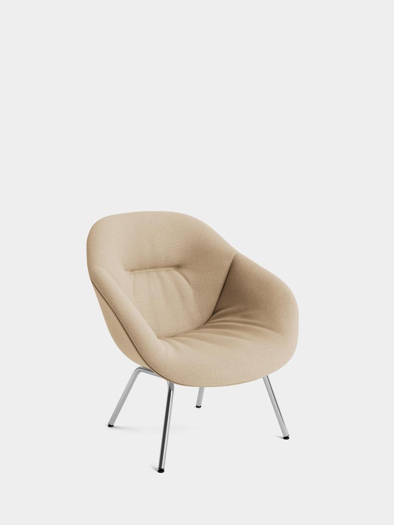AAL 87 Soft Lounge - Chrome - Vidar 323