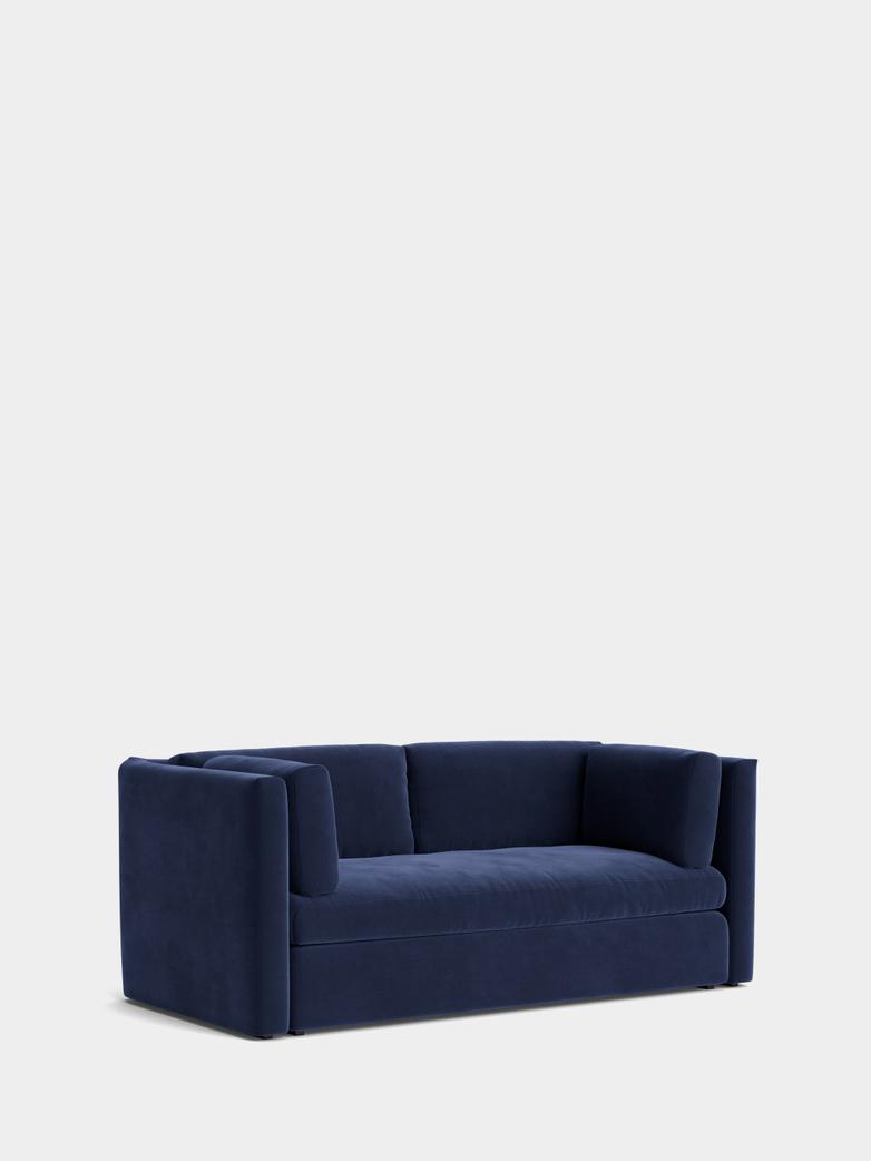 Hackney Sofa 2-Seater - Lola Navy