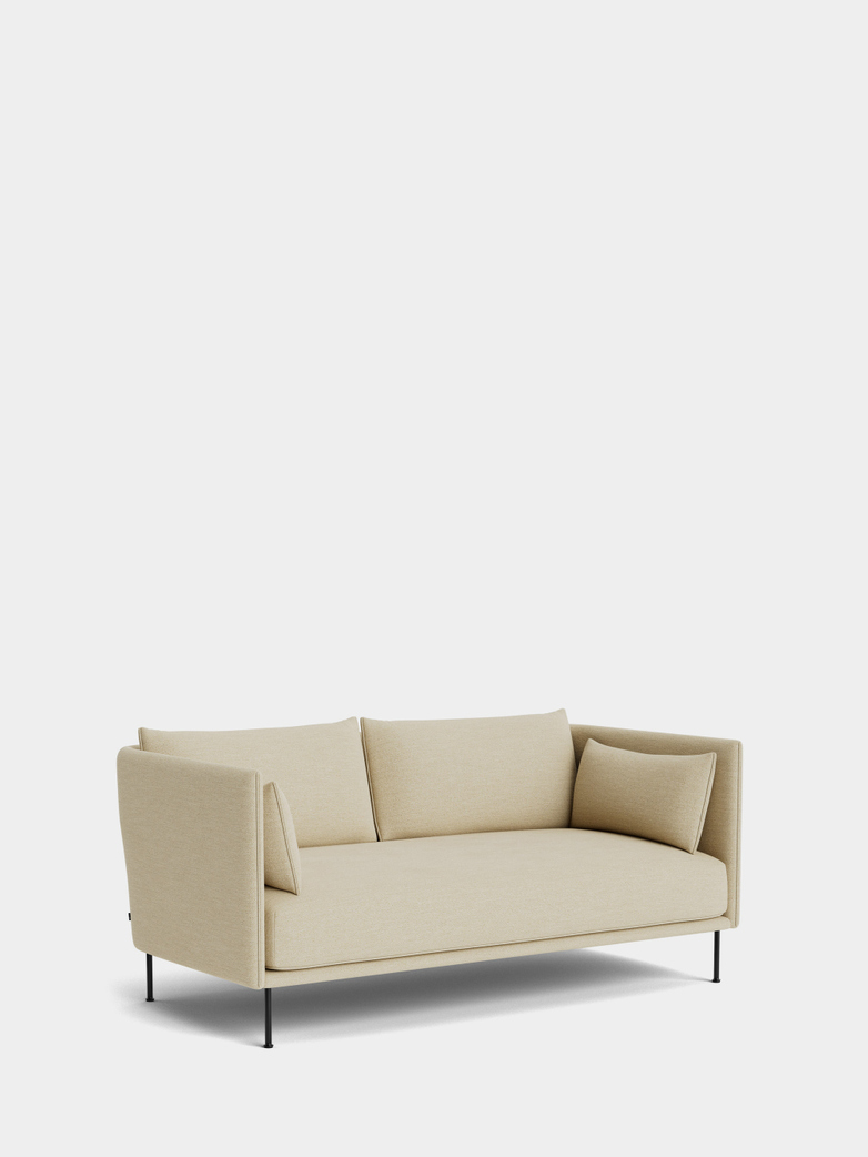 Silhouette Sofa 2-Seater -  Mode 014