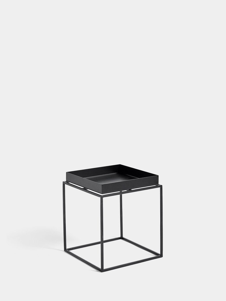 Tray Table Small - Black