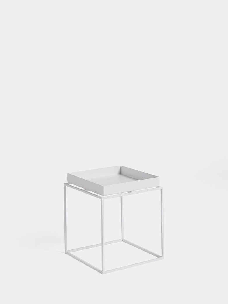 Tray Table Small - White