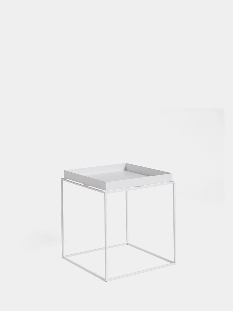 Tray Table Medium - White