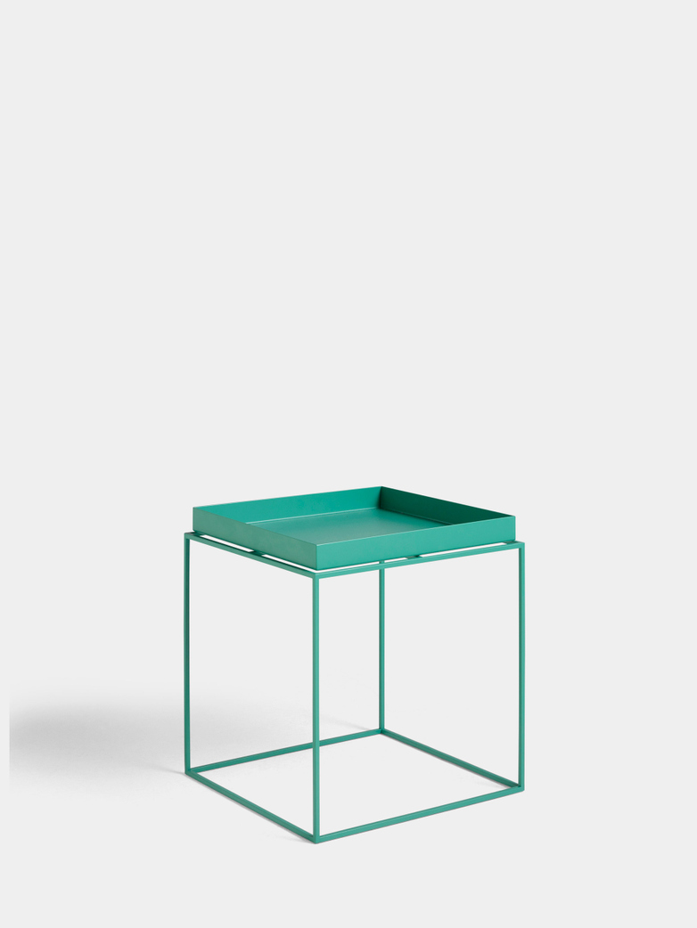 Tray Table Medium - Peppermint Green