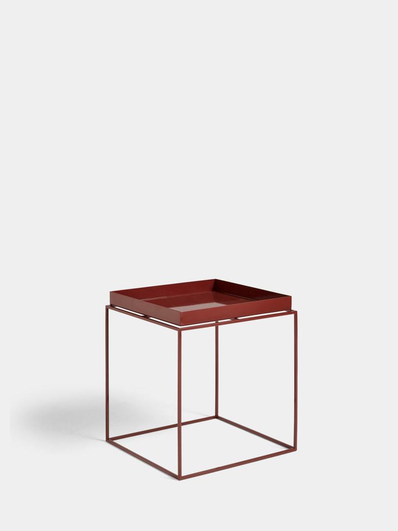 Tray Table Medium - Chocolate High Gloss