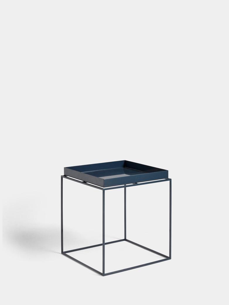 Tray Table Medium - Deep Blue High Gloss