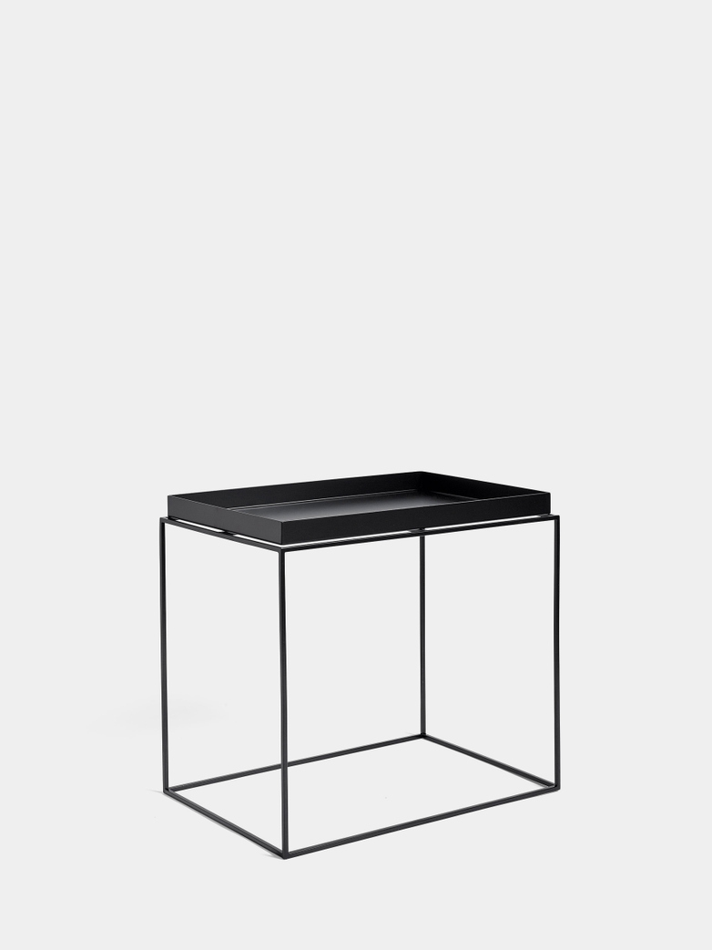 Tray Table Large - Black