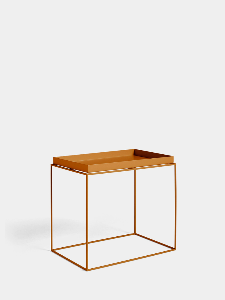 Tray Table Large - Toffee