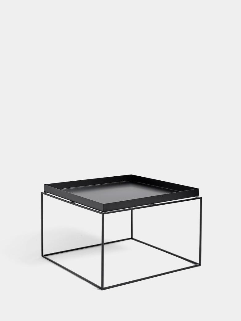 Tray Coffee Table - Black