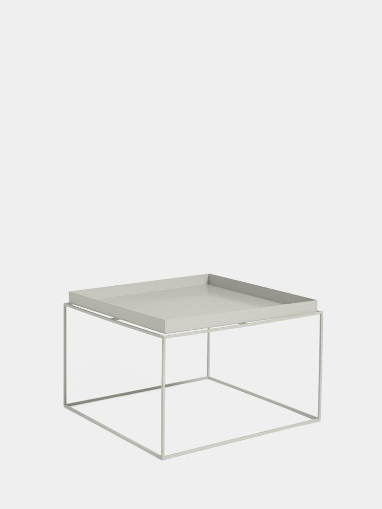 Tray Coffee Table - Warm Grey