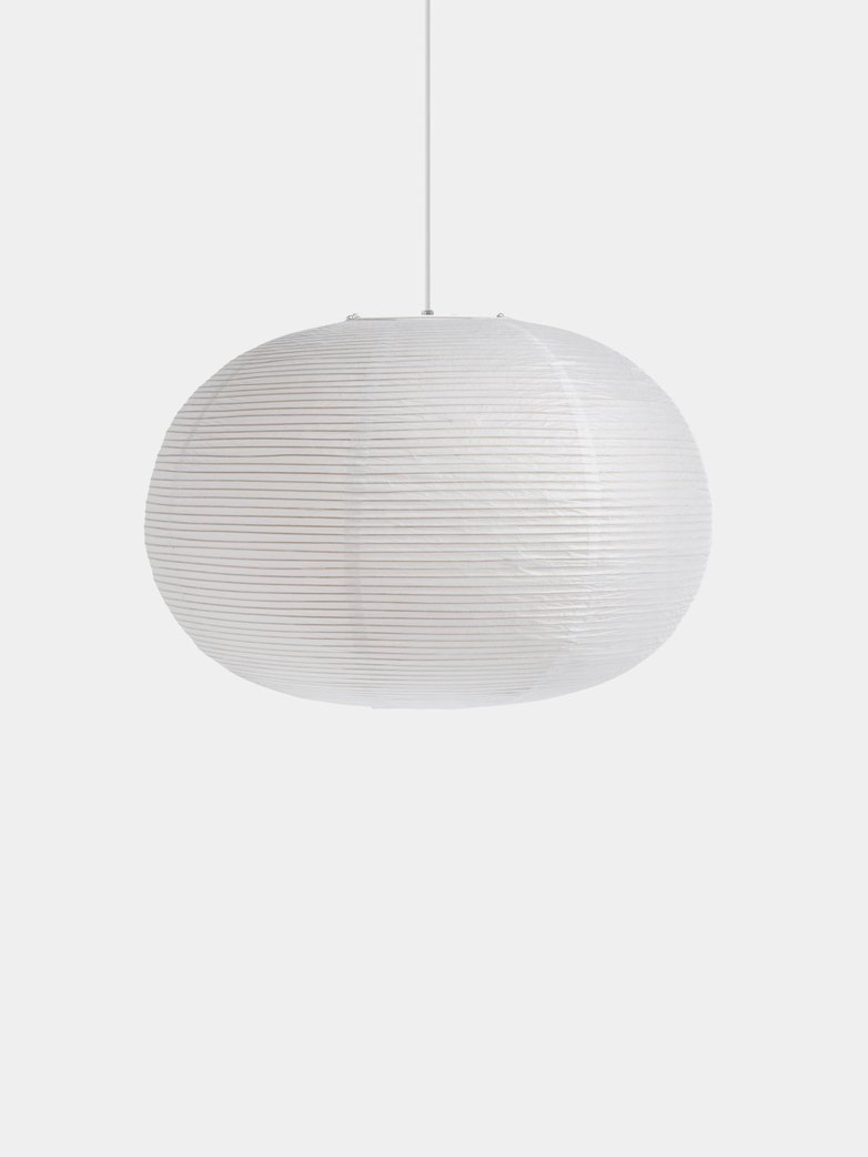 Rice Paper Shade Ellipse - 70 cm