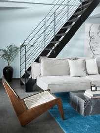 Modular Sofa 2-Seater - Chalk