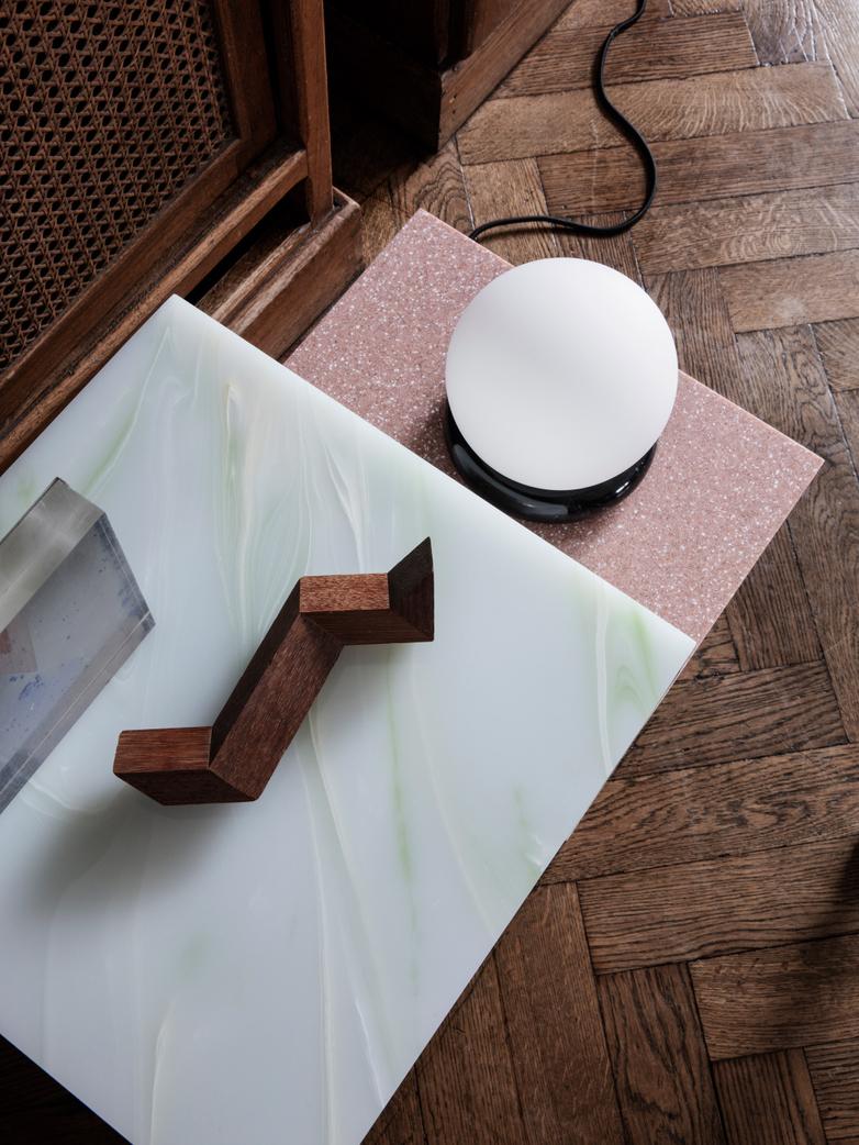 Distinct Side Table - Multi