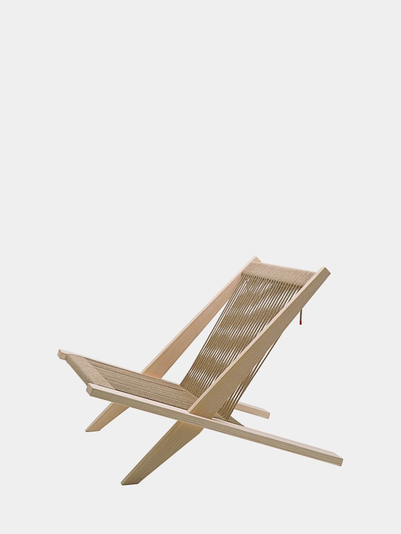 PP106 Chair - Soaptreated Ash - Natural