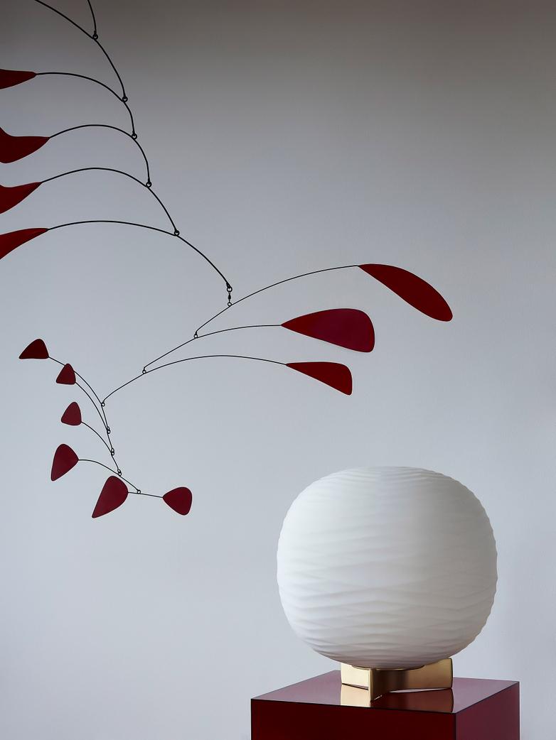 Gem Table Lamp - Bianco