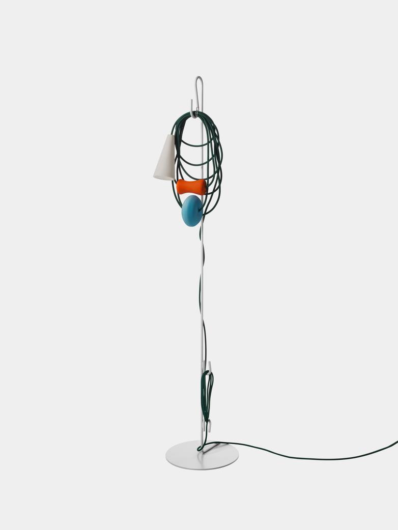 Filo Floor Lamp - Teodora