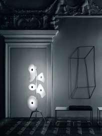 Orbital Floor Lamp - Bianco