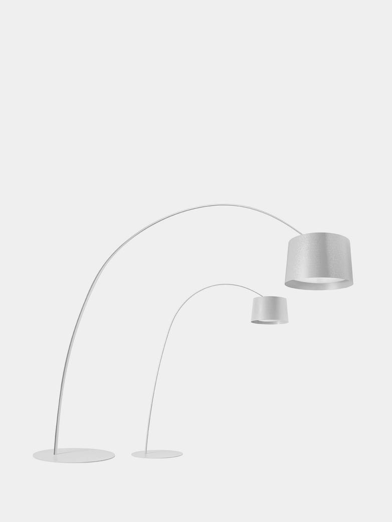 Twice as Twiggy Floor Lamp - White