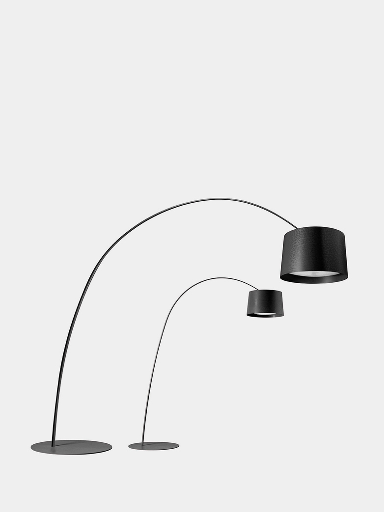 Twice as Twiggy Floor Lamp - Black