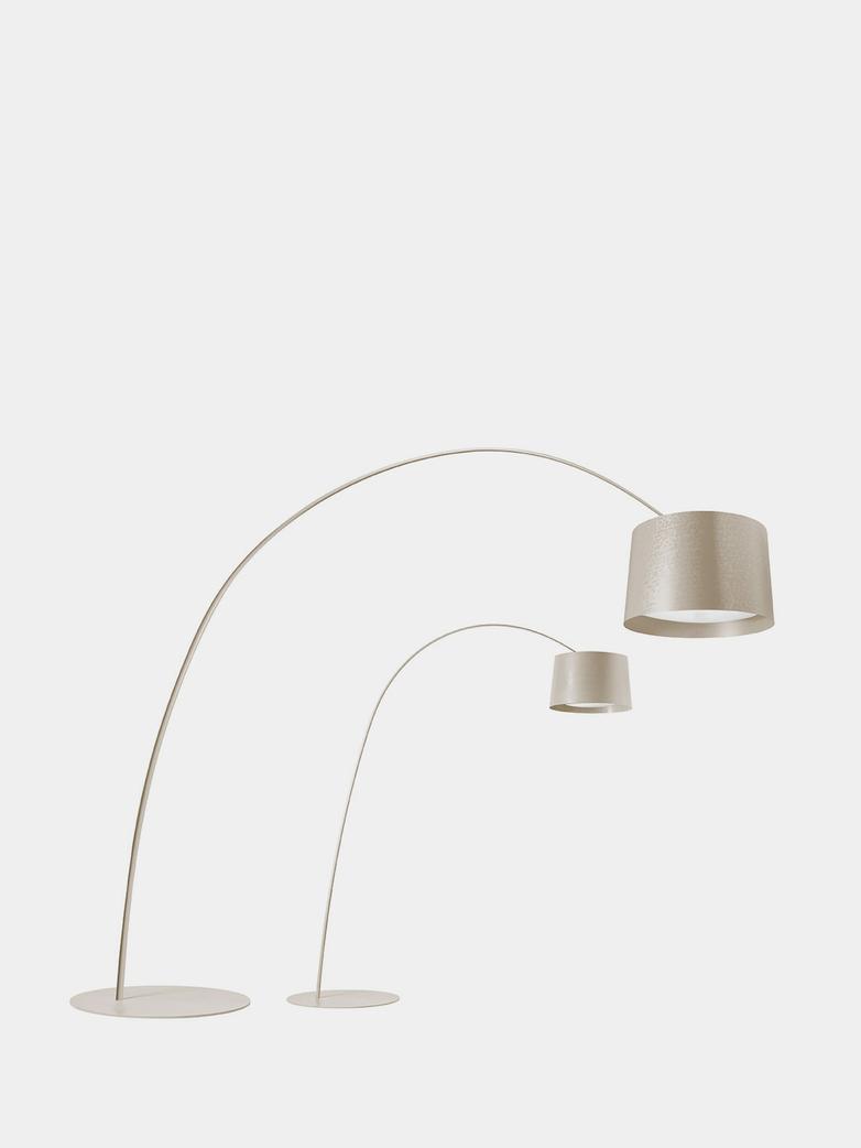 Twice as Twiggy Floor Lamp - Greige