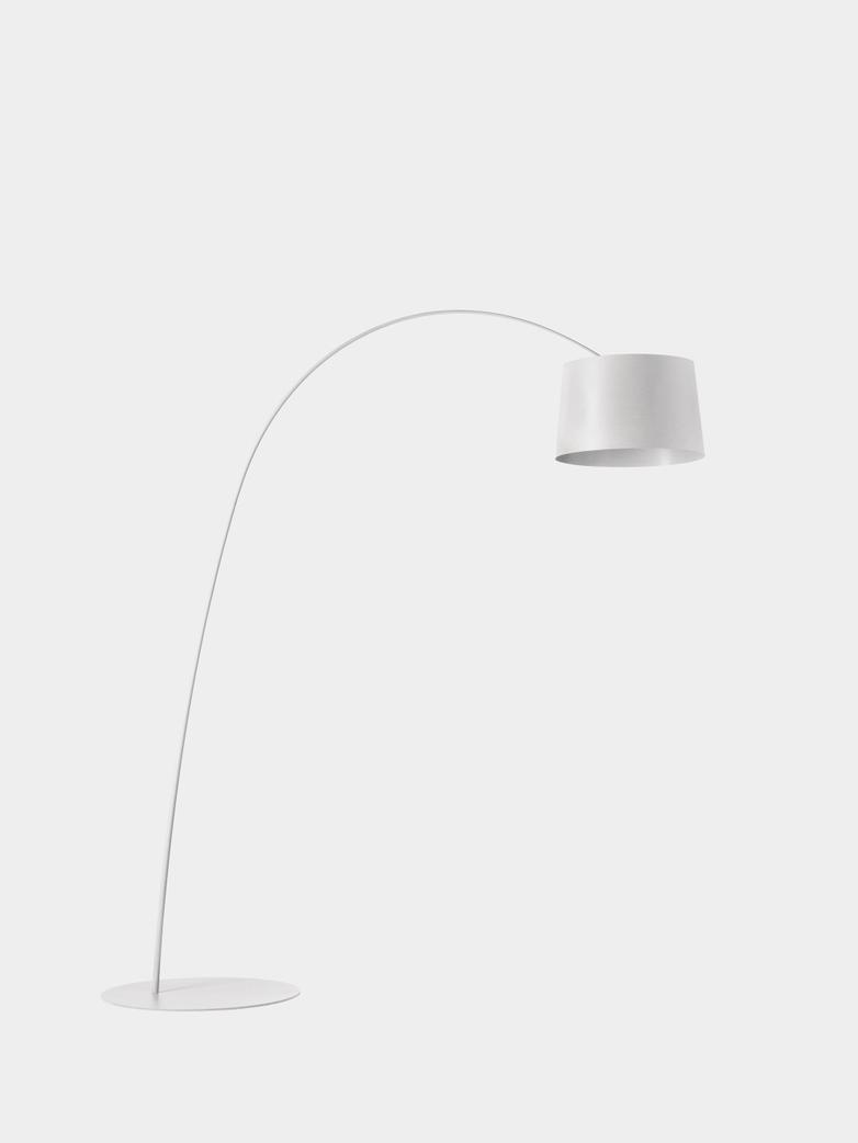 Twiggy Floor Lamp - White