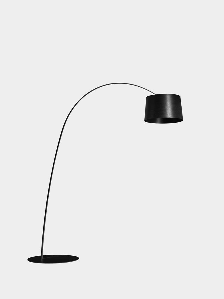 Twiggy Floor Lamp - Black