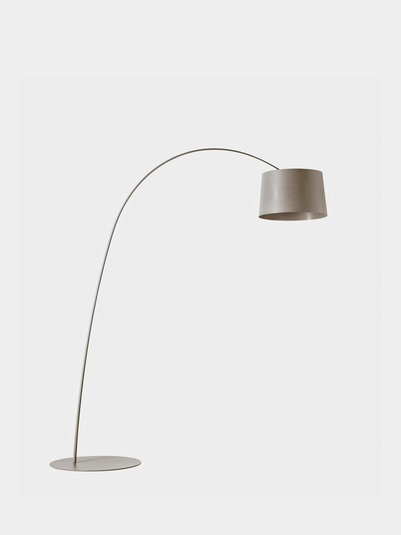 Twiggy Floor Lamp - Greige