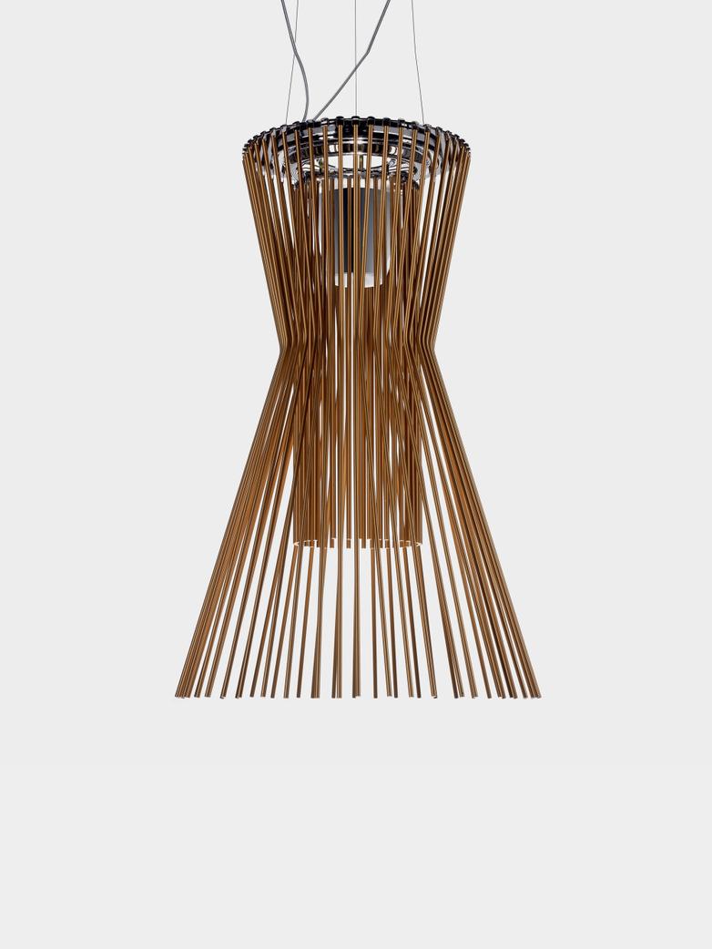 Allegro Vivace Pendant - Copper