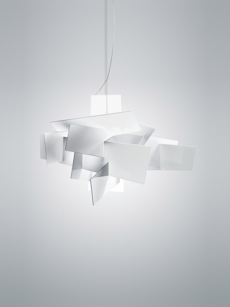 Big Bang L Pendant LED Dimmable - White
