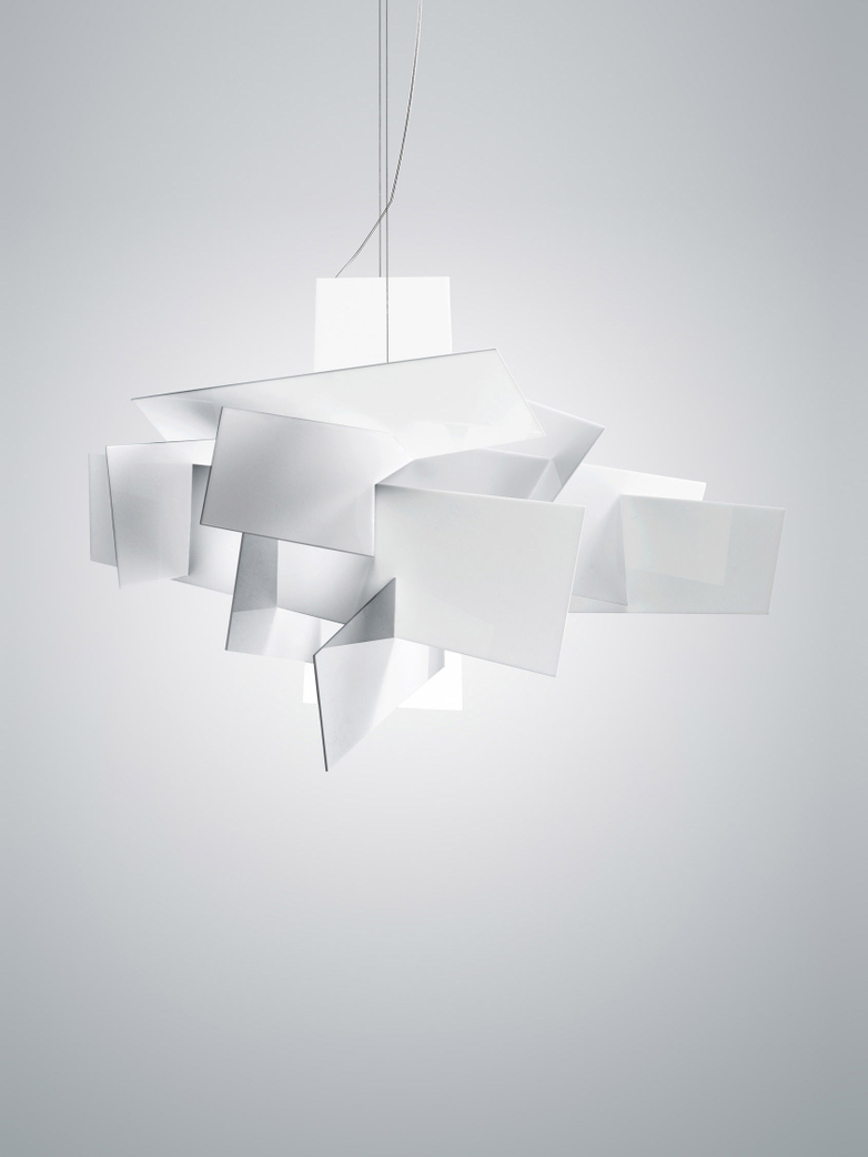 Big Bang XL Pendant LED - White