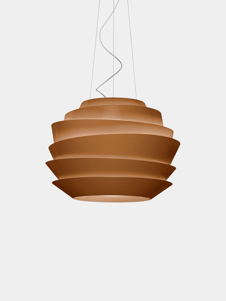 Le Soleil Pendant LED Dimmable - Copper