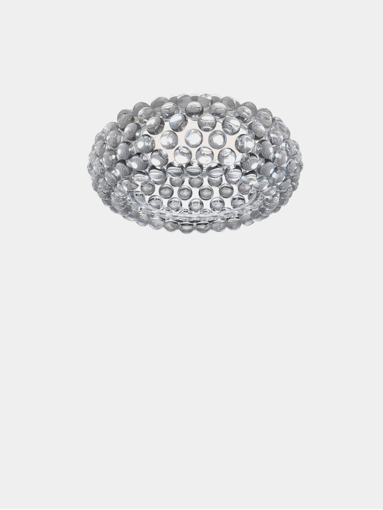 Caboche Plus Ceiling Lamp - Transparent