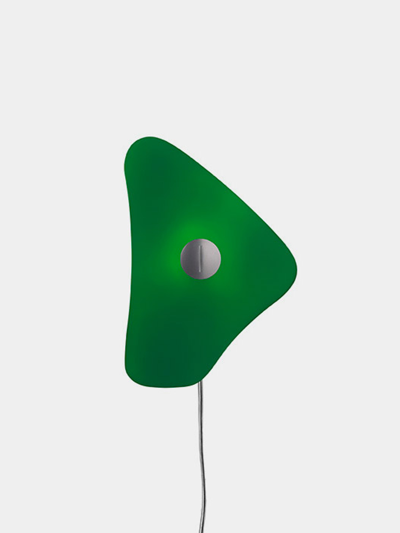 Bit 4 Wall Lamp - Green