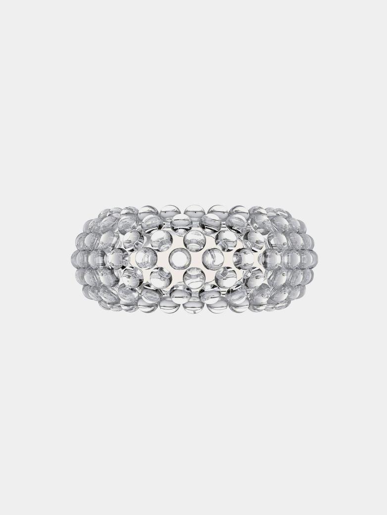 Caboche Plus Media LED Wall Lamp - Transparent