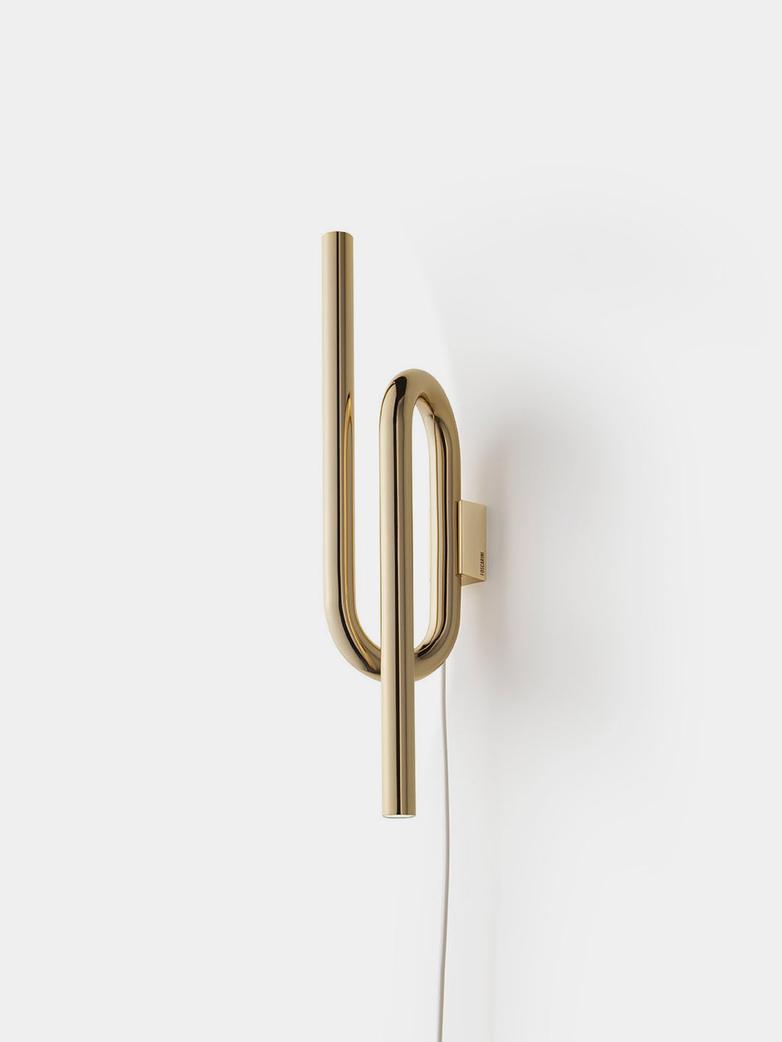 Tobia Wall Lamp  - Gold