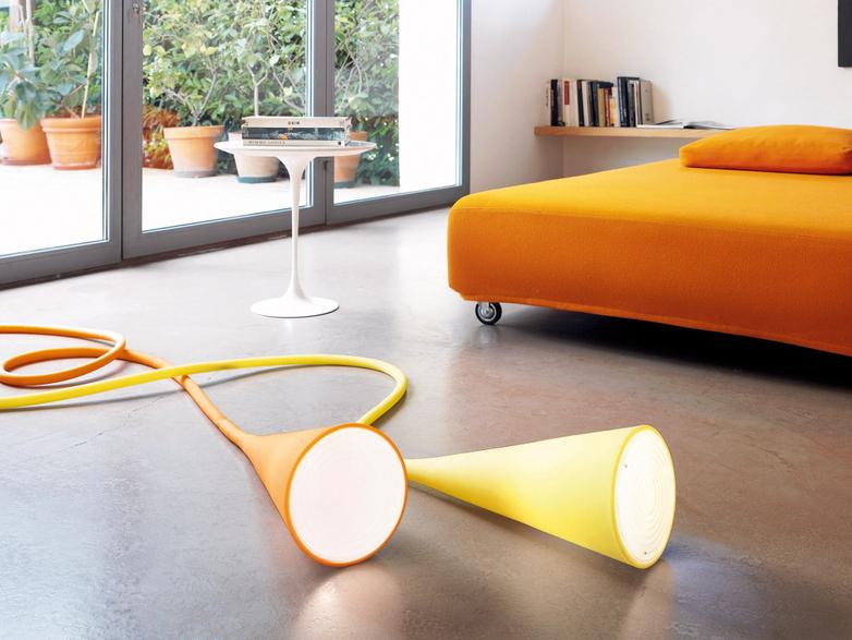 Uto Pendant Outdoor - Orange