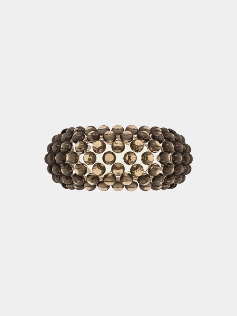 Caboche Plus Media LED Wall Lamp - Grey