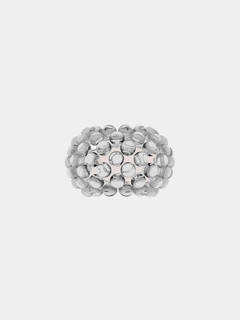 Caboche Plus Piccola LED Wall Lamp - Transparent