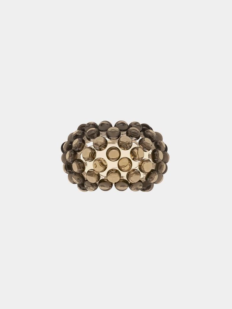 Caboche Plus Piccola LED Wall Lamp - Grey