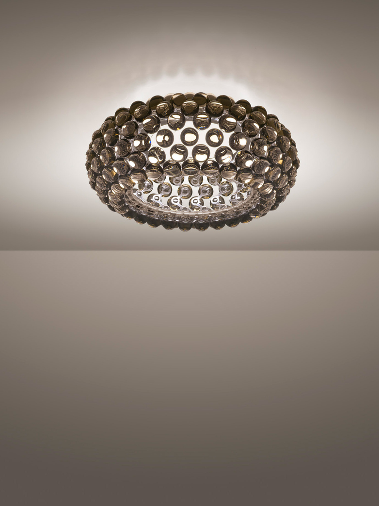 Caboche Plus Ceiling Lamp - Grey