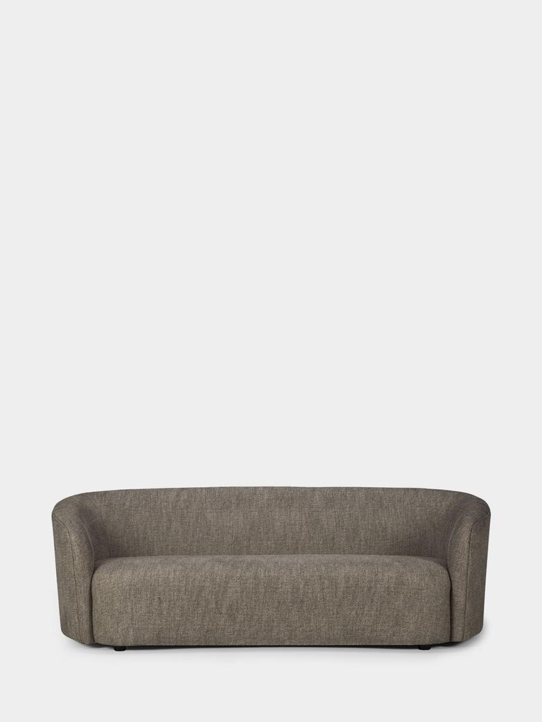 Ellipse Sofa 3 seater - Ash