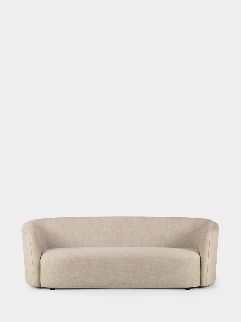 Ellipse Sofa 3 seater - Oatmeal