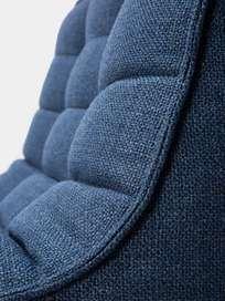 N701 Sofa - 2 Seater - Blue