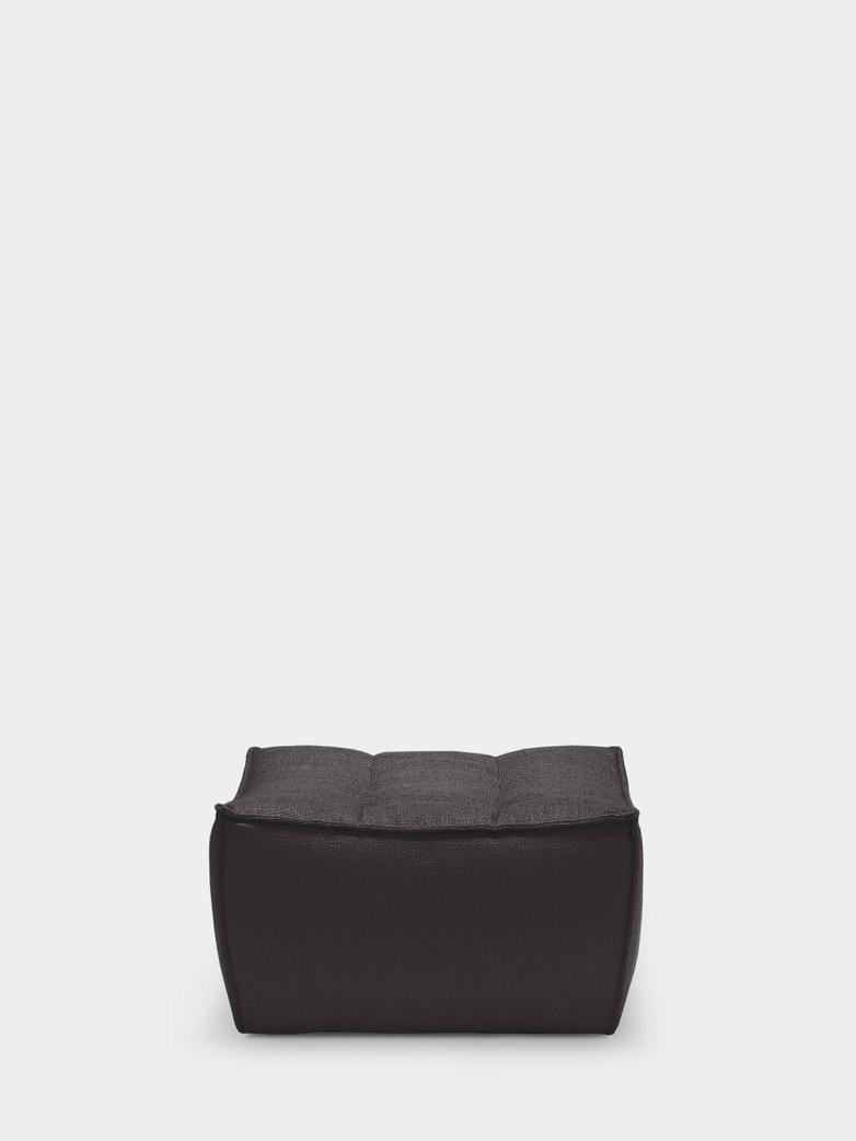 N701 Footstool - Dark Grey