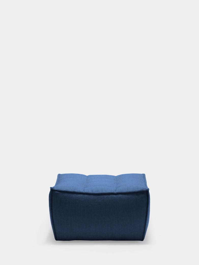 N701 Footstool - Blue